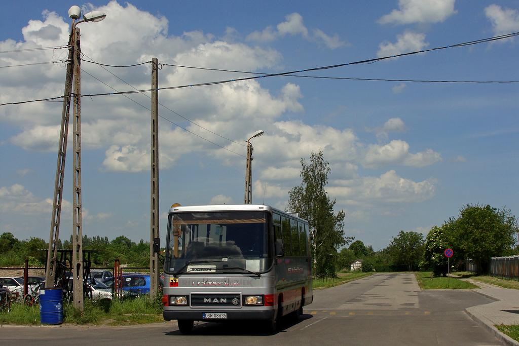 MAN 9.170 / GÖPPEL BUS HELI 200 #37