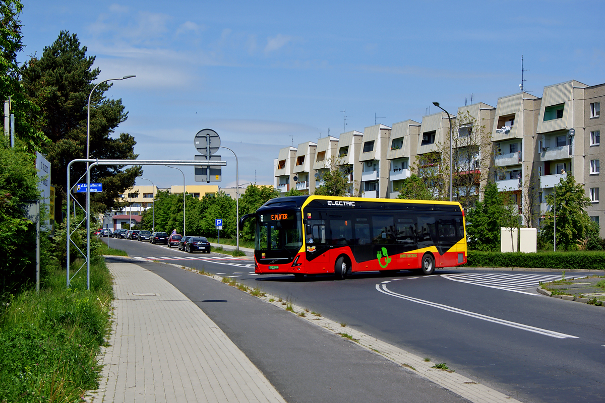 VOLVO 7900 ELECTRIC #81